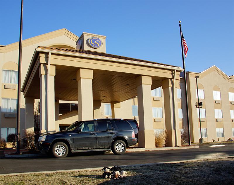 Unser Hotel in Fort Wayne