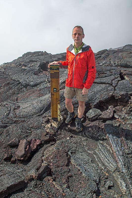 Am Kraterrand 2.512 m